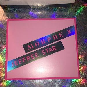 Jeffree Star x Morphe Eyeshadow Palette BNIB!